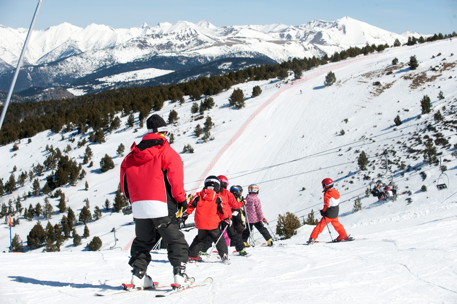Ski Pass for Families